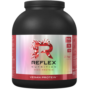 Reflex Nutrition - Vegan Protein - 2.1KG - 84 Servings