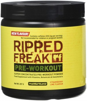 Ripped Freak Pre-Workout 45 Servings