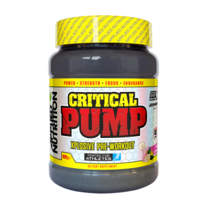 Applied Nutrition Critical Pump - 600g