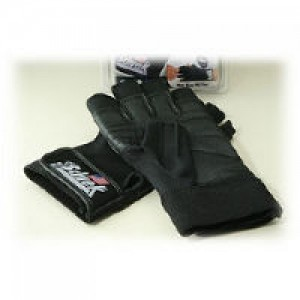 Schiek Platinum Lifting Gloves Black