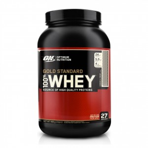 Optimum Nutrition 100% Whey Protein Gold Standard - 908g