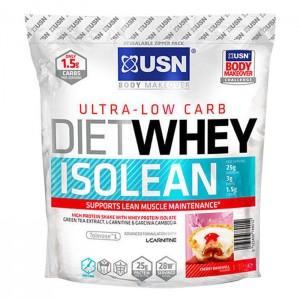 USN Diet Whey Isolean 1kg