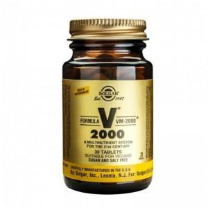 Solgar Formula VM-2000 Tablets 30