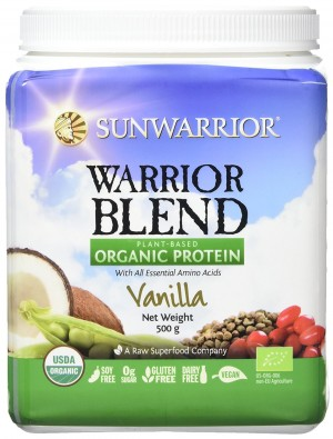 Sunwarrior Warrior Blend -20 Servings- 500g