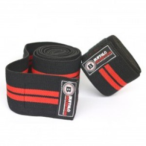 Buffalo Nutrition Knee straps (Pair)