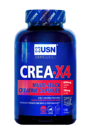 USN Creatine X4 - 120 Caps