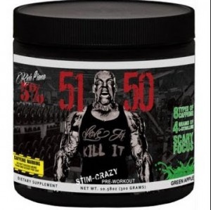 5150 Pre Workout - 375G