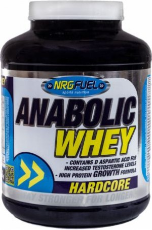 NRG FUEL Anabolic Whey 2kg
