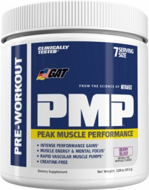 PMP Peak Muscle Performance - Pre Workout - 30 Serving