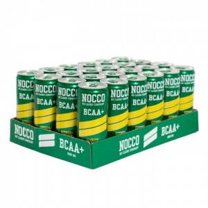NOCCO Zero Carb BCAA Energy Drink