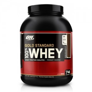 Optimum Nutrition 100% Gold Standard Whey 2.2KG