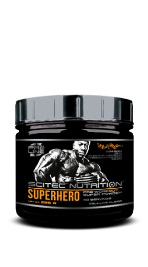 Scitec Superhero 30 Servings 285g