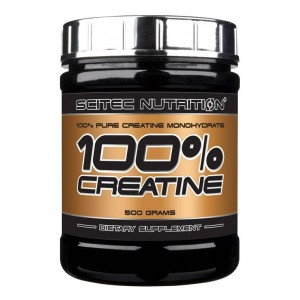 Scitec 100% Creatine Monohydrate 60 Servings 300g