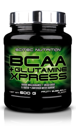 Scitec BCAA Glutamine Xpress 600g