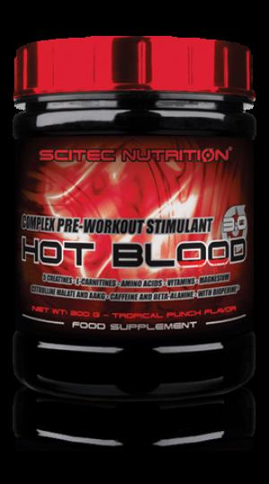 Scitec Hot Blood 3.0 15 Servings 300g