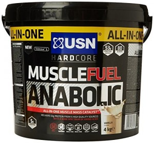 USN Muscle Fuel Anabolic - 4kg